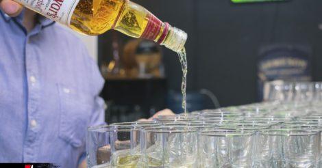 Мастер-класс по виски Dewar's